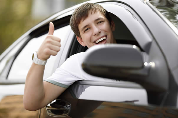 car leasing for young drivers