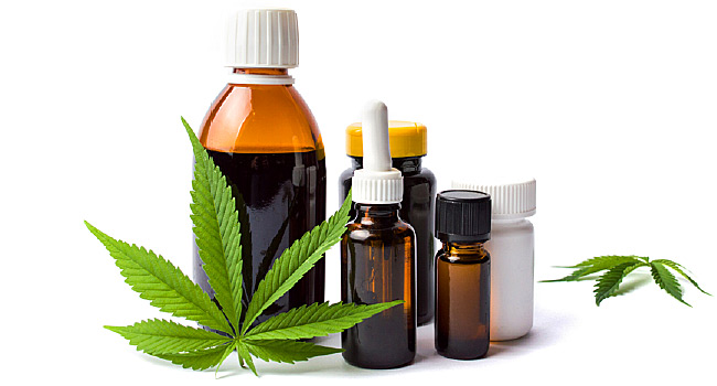 Cannabis Lube products