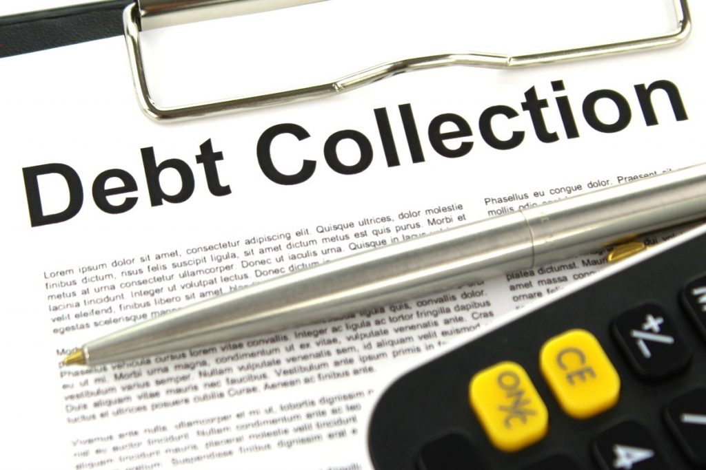 professional debt collection service