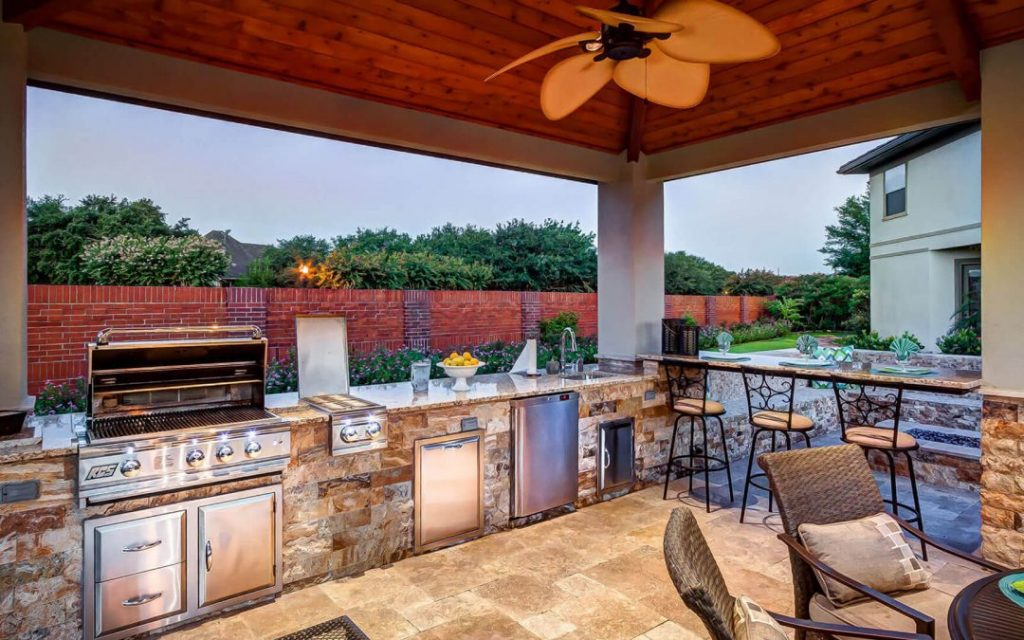 element of any outdoor kitchen