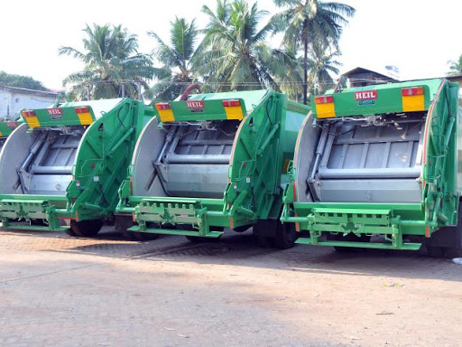 waste collection company