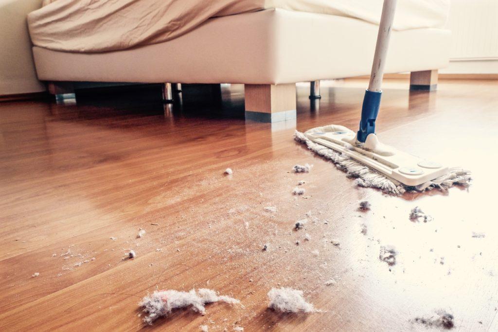 best mop for hardwood floors